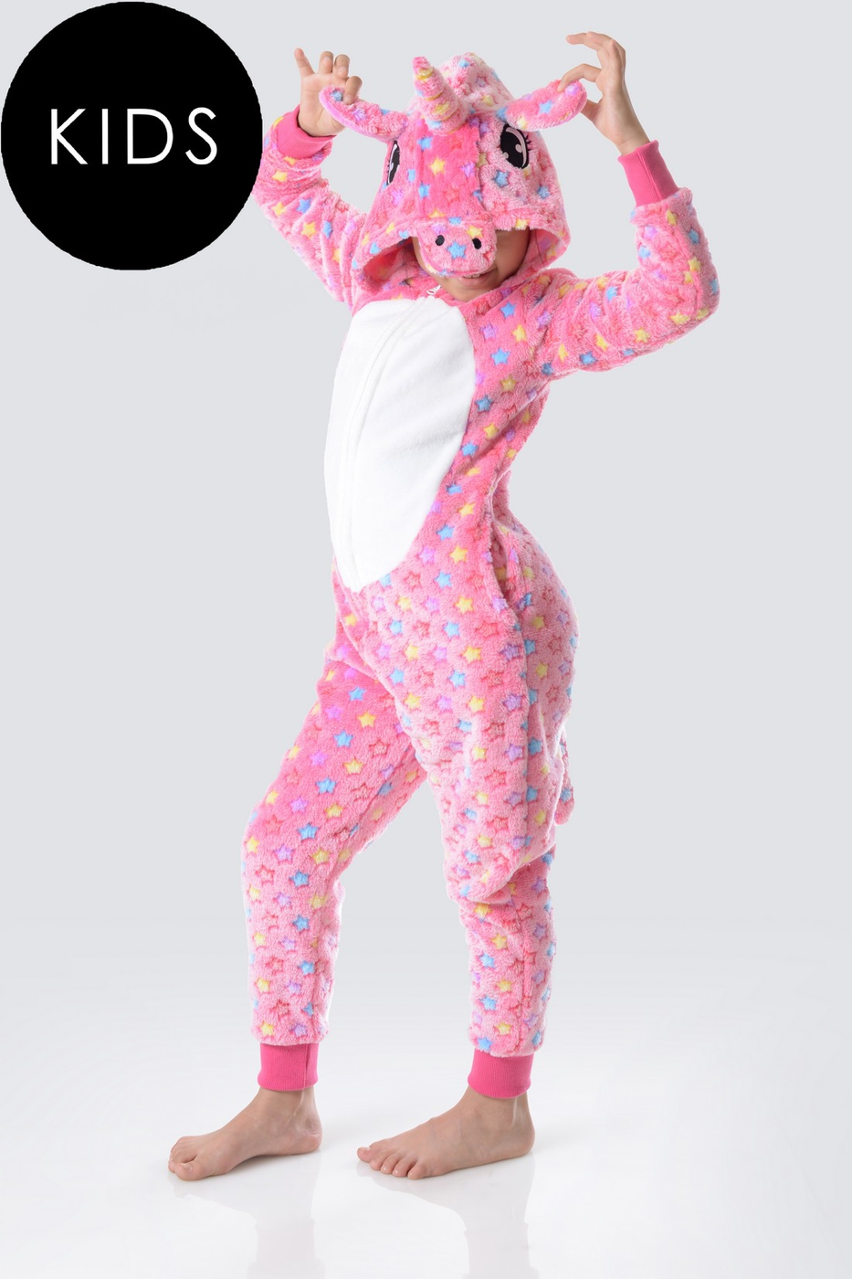Star Unicorn Onesie - orangeshine.com