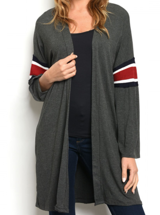 Long Cardigan - orangeshine.com