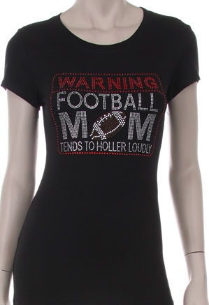 WARNING TO FOOTBALL MOM - orangeshine.com