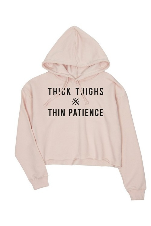 JCH060XX Thick Thighs Thin Patience  - orangeshine.com