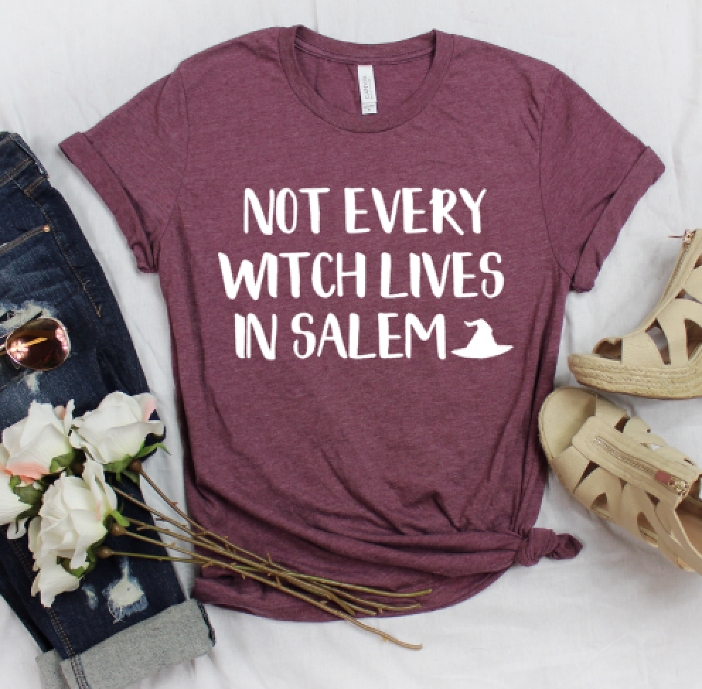 Not Every Witch Lives In Salem - orangeshine.com