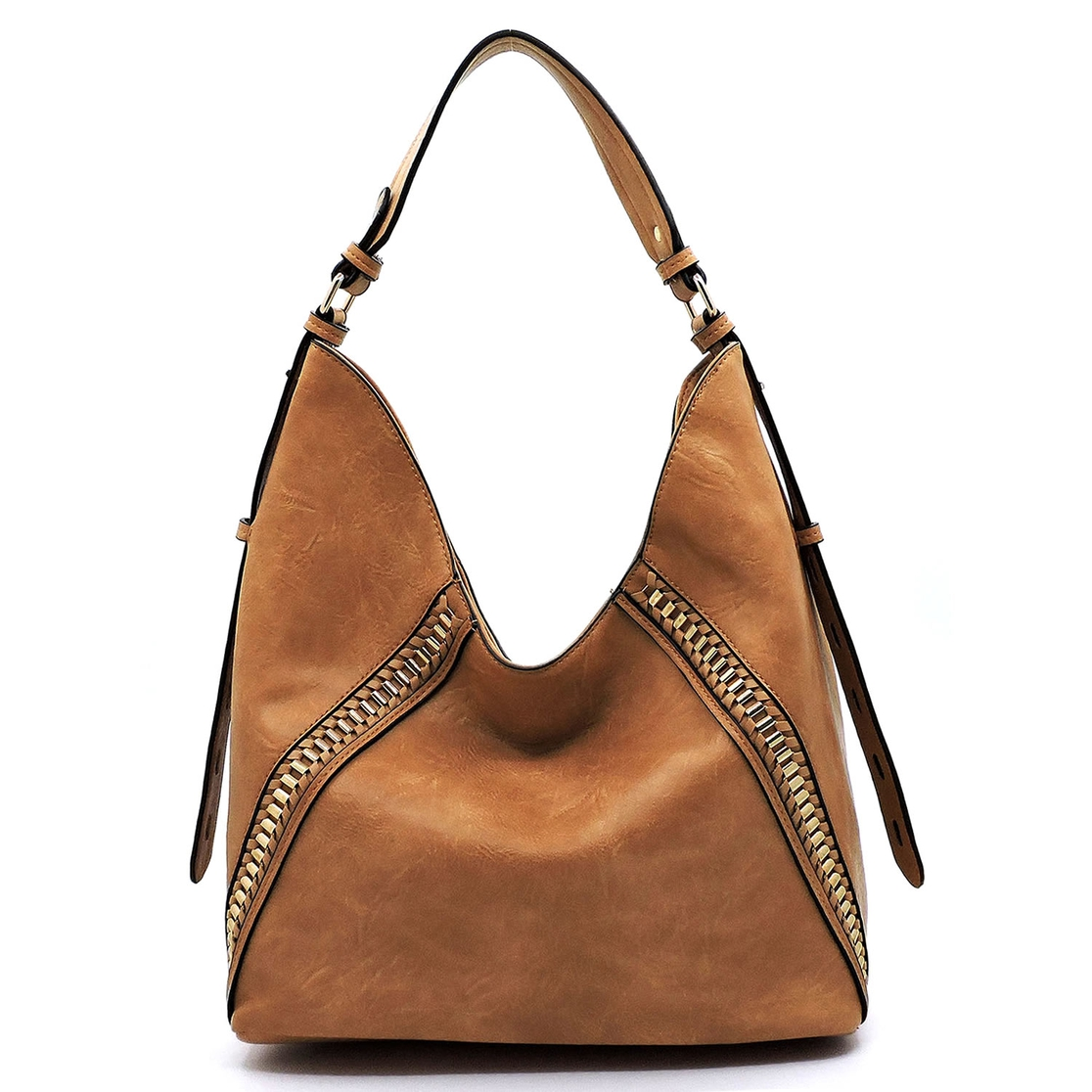 Fashion Chain Shoulder Bag Hobo - orangeshine.com