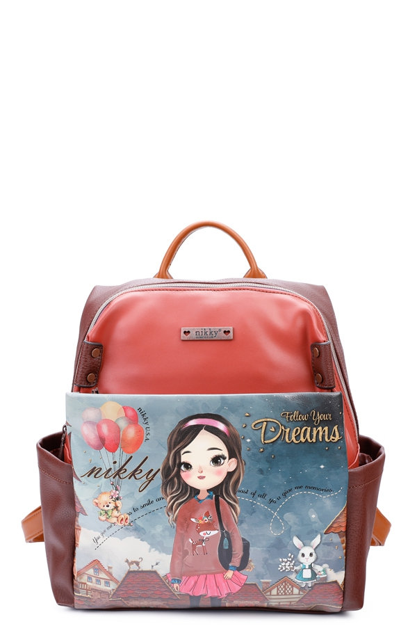 HAILEE DREAMS BIG BACKPACK - orangeshine.com