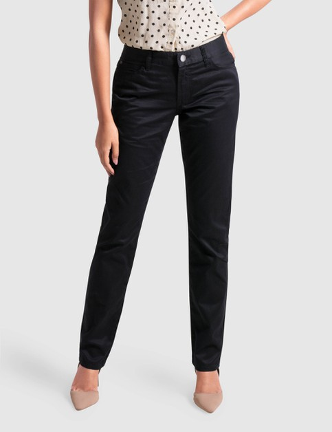 Womens Denim Pants Traditional Fit - orangeshine.com