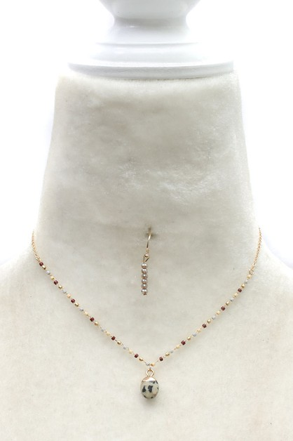 NECKLACE SET  - orangeshine.com