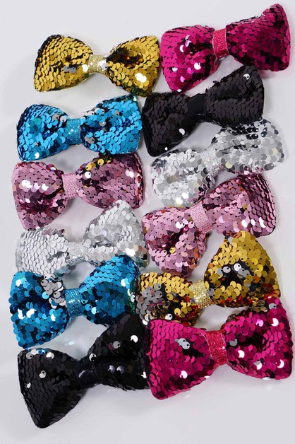 Mermaid Kids Bows - orangeshine.com