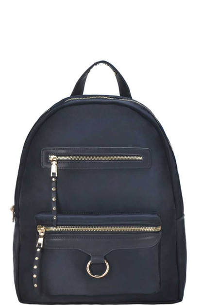DESIGNER INSPIRED STYLISH BACKPACK - orangeshine.com