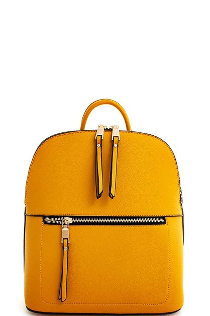 CUTE FASHION DOMED BACKPACK - orangeshine.com