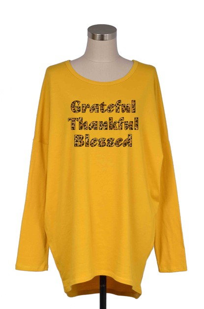 GRATEFUL TOP - orangeshine.com