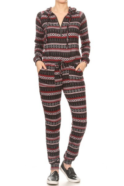 Winter Jumpsuits Knit Christmas Sets - orangeshine.com