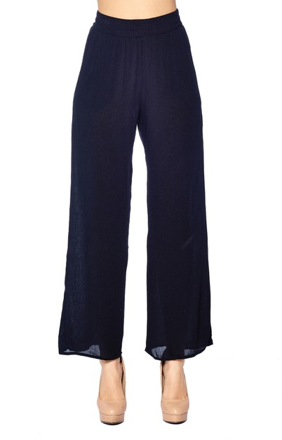 Palazzo Pants - Super Light Weight - orangeshine.com