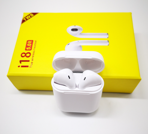 i18 tws Bluetooth Earphone - orangeshine.com