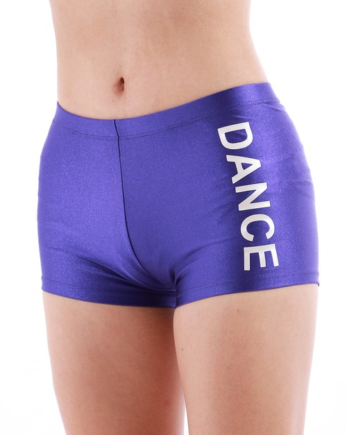 MULTI COLOR DANCE SHORTS  - orangeshine.com