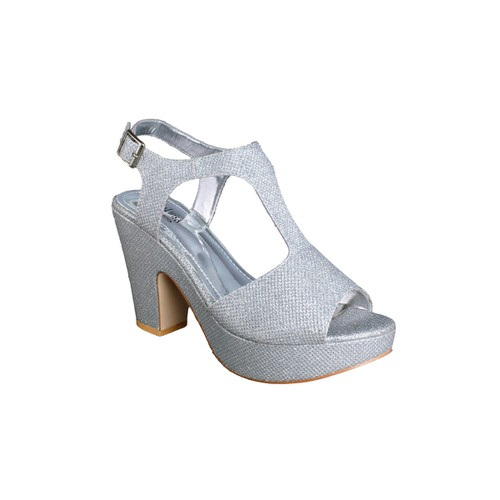 LENALUISA GLITTER PARTY BLOCK HEEL - orangeshine.com