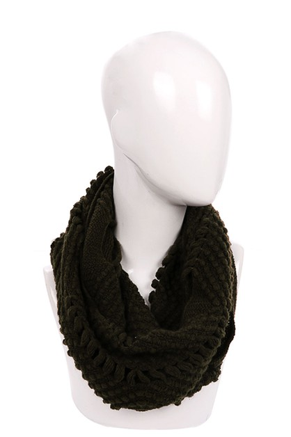 MODERN WARM INFINITE SCARF - orangeshine.com
