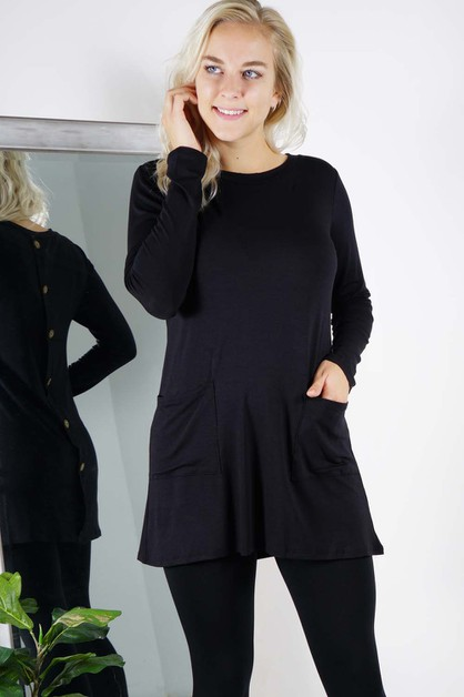 Long Tunic - orangeshine.com