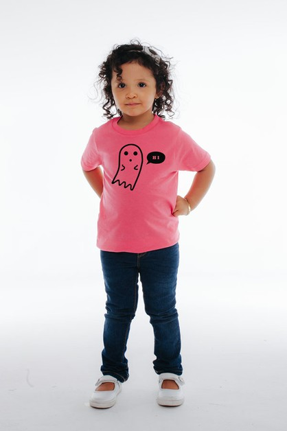 Girls Barbie Graphic Tee  - orangeshine.com