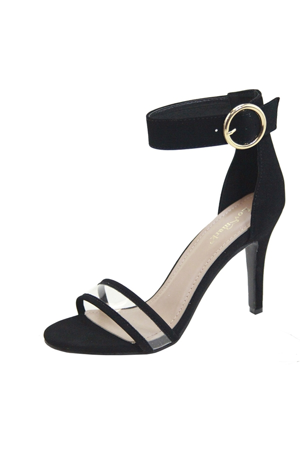 Stiletto High Heel Sandals  - orangeshine.com