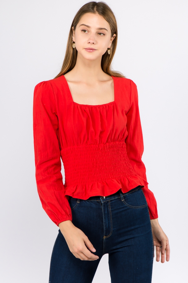 LONG SLEEVE TOPS - orangeshine.com