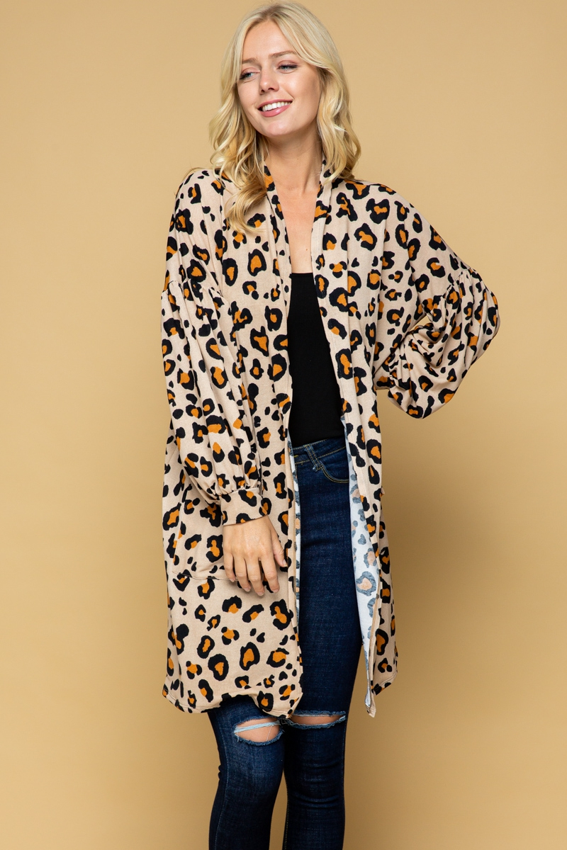 ANIMAL CARDIGAN - orangeshine.com