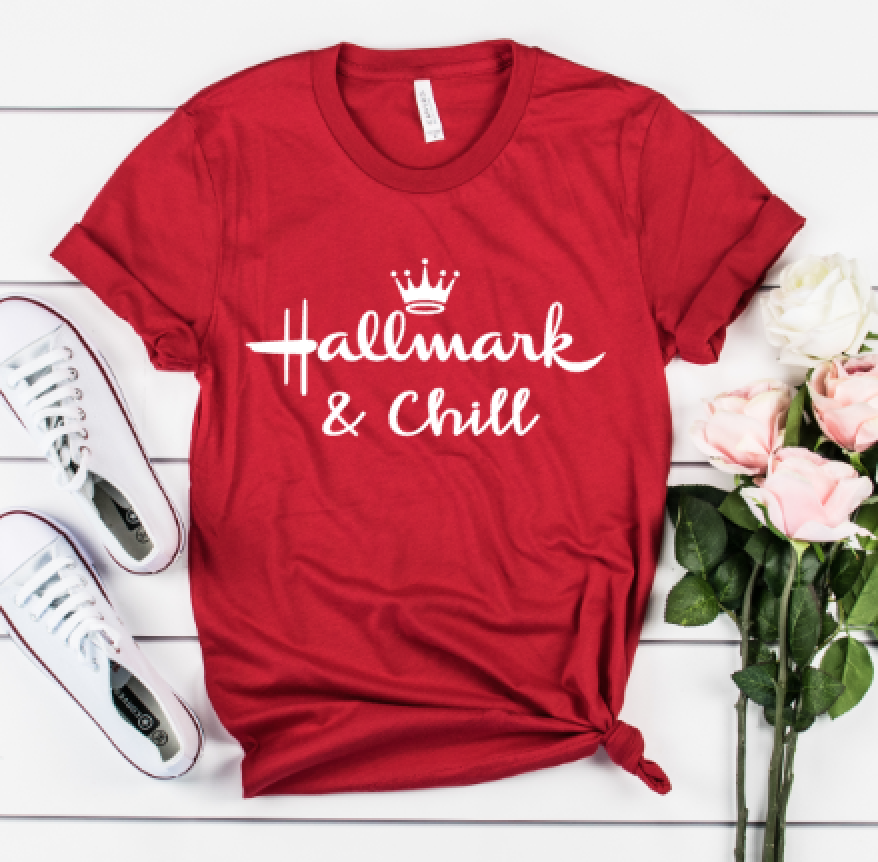 Hallmark And Chill - orangeshine.com