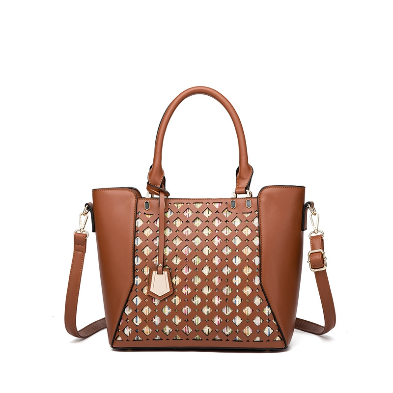 Straw embedded Lady bags - orangeshine.com