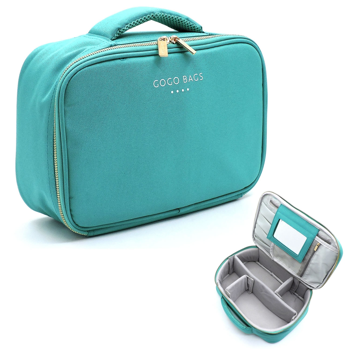 Fashion Cosmetic Case Makeup Bag - orangeshine.com
