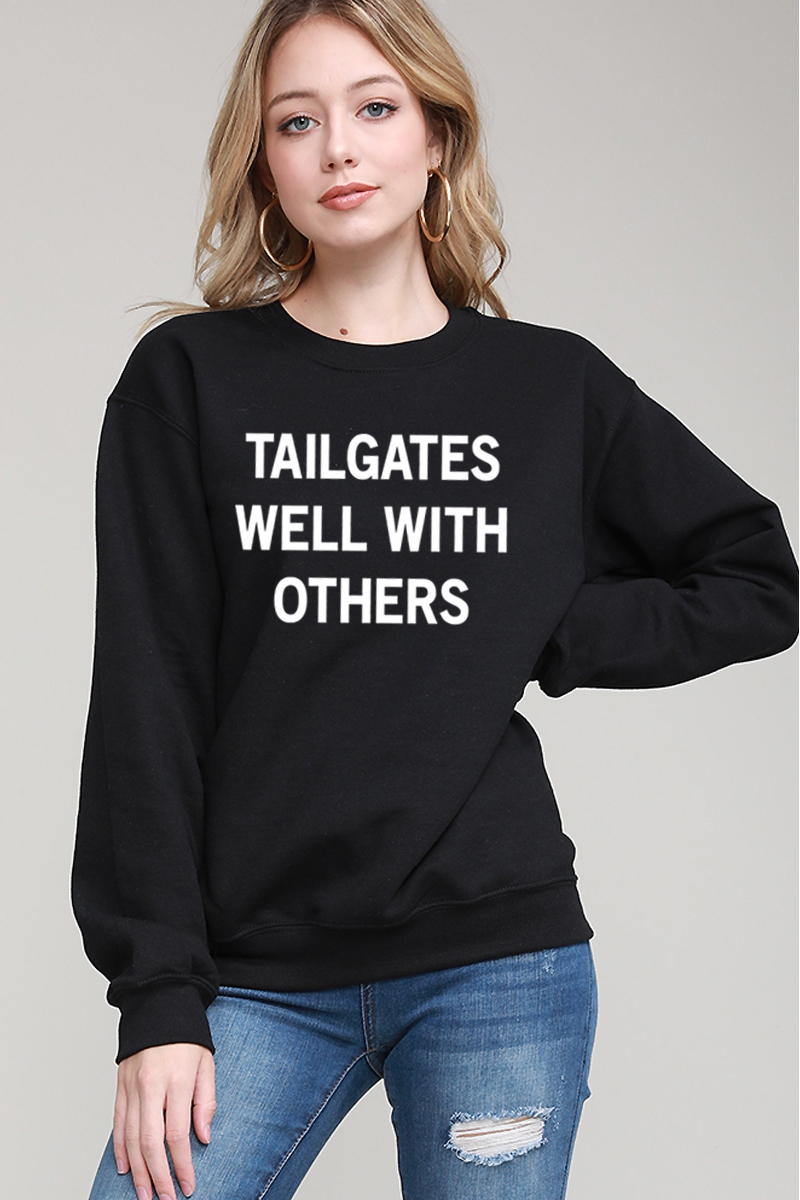 TAILGATES WELL WITH OTHERS - orangeshine.com