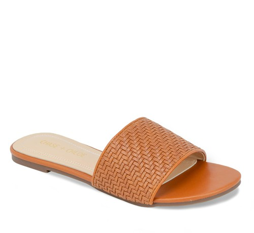 LADIES OPEN TOE SLIPPERS  - orangeshine.com