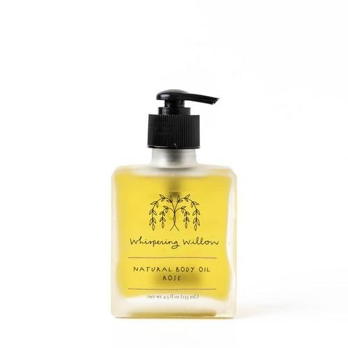 Rose Body Oil - orangeshine.com
