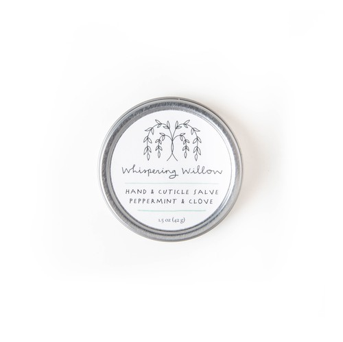 Peppermint Clove Salve - orangeshine.com