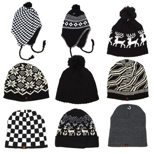 24pc Random Assorted Prepack Ski Hat - orangeshine.com