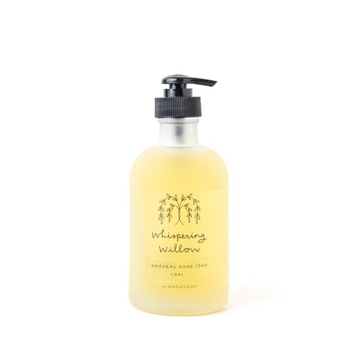 Chai Liquid Soap 8oz - orangeshine.com