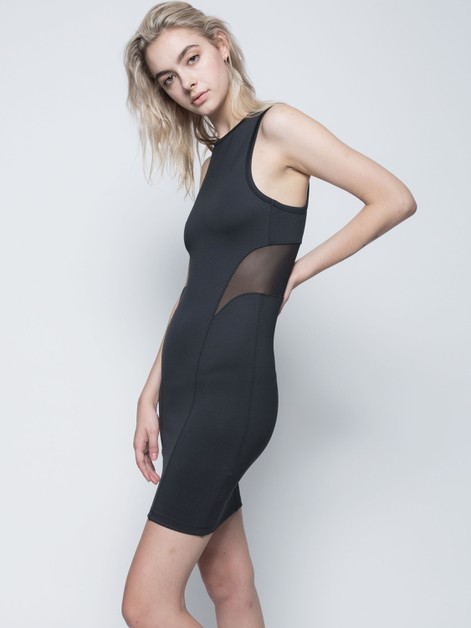 ENERGY ZIP DRESS - orangeshine.com