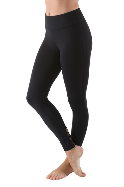 Active Cut and Sew Leggings - orangeshine.com