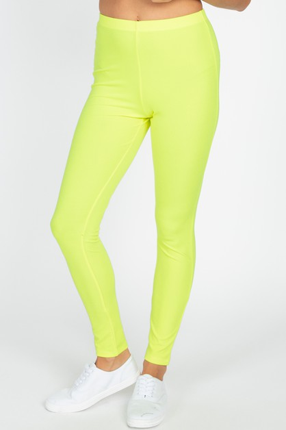 High Waist Leggings Pants - orangeshine.com