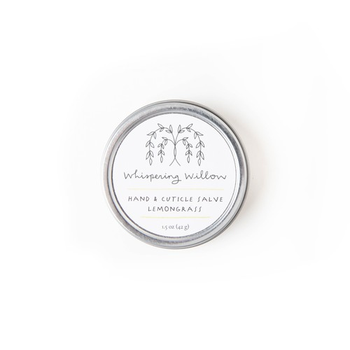 Lemongrass Hand and Cuticle Salve - orangeshine.com