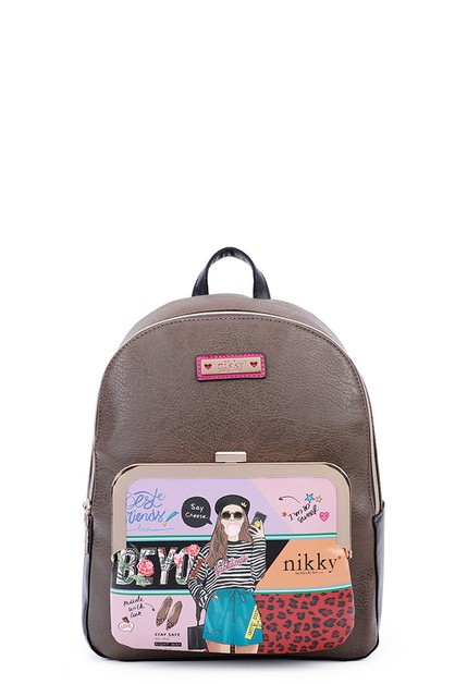 LOVE ME TENDER BACKPACK - orangeshine.com