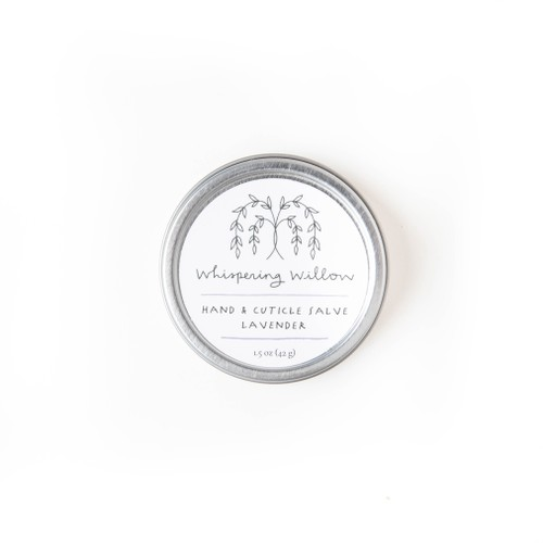 Lavender Hand and Cuticle Salve - orangeshine.com
