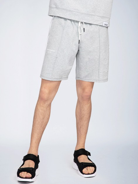 STRIPE SHORTS - orangeshine.com