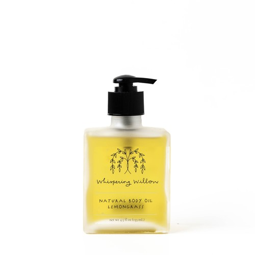 Lemongrass Body Oil - orangeshine.com