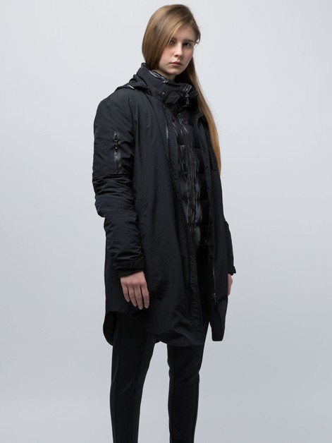 2-IN-1 TRANSFORMABLE DOWN OUTERWEAR - orangeshine.com