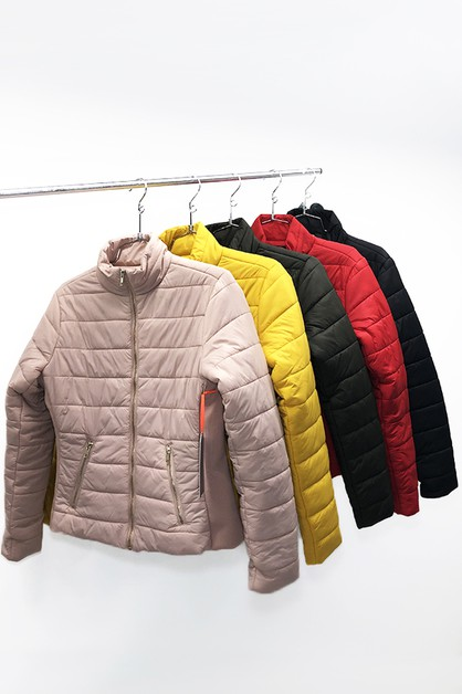 ULTRA LIGHT PUFFER JACKET - orangeshine.com