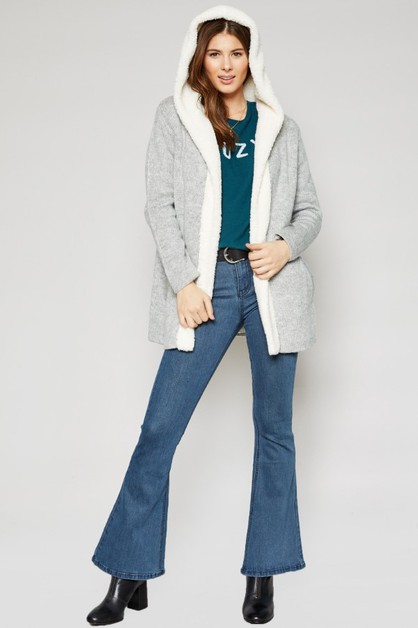 COZY CARDIGAN - orangeshine.com