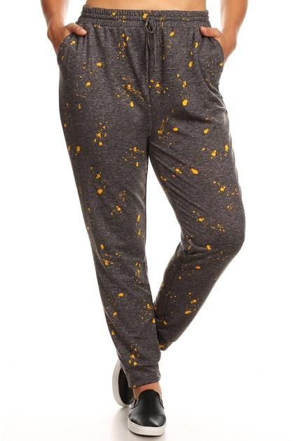 Plus Size Joggers Sweatpants Winter - orangeshine.com
