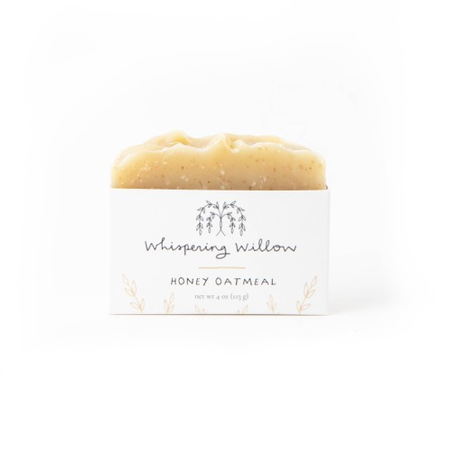 Honey Oatmeal Bar Soap - orangeshine.com