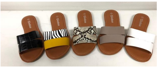 6 COLORS SANDALS - orangeshine.com