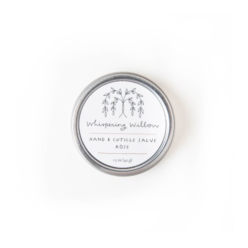 Rose Hand and Cuticle Salve - orangeshine.com