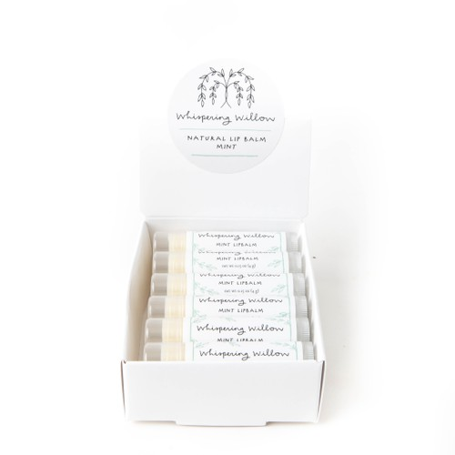 Mint Lip Balm - orangeshine.com
