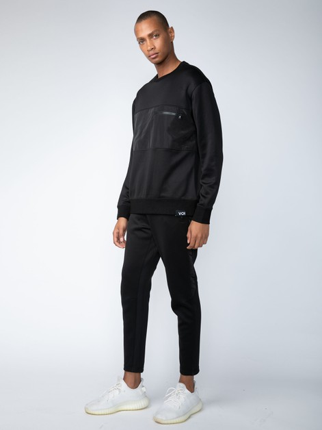 SPACER SWEATSHIRT OVER-SIZED - orangeshine.com